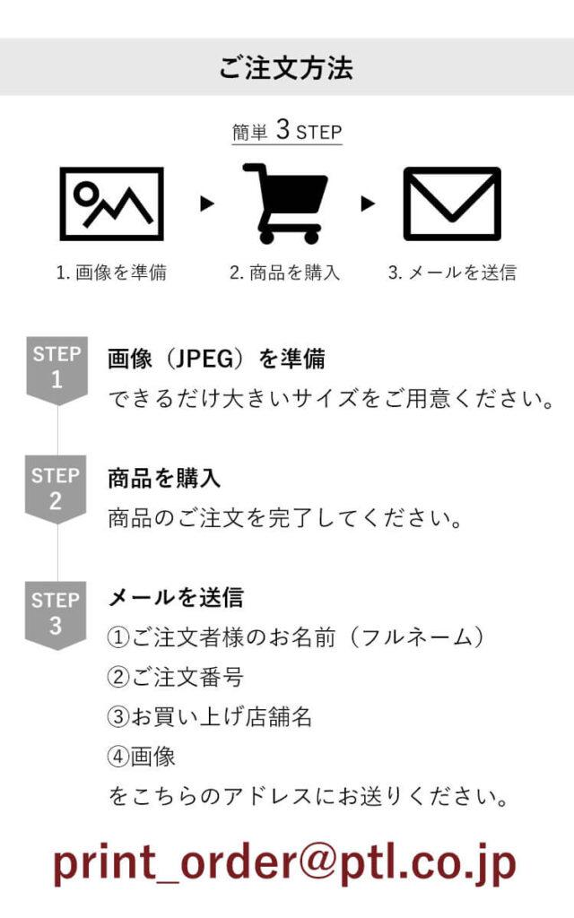 注文方法 ロゴ マスコット